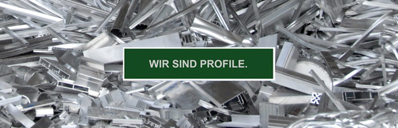 Recycling Wir sind Profile